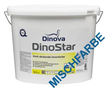 Dinova DinoStar ELF - matte Dispersionsfarbe - MIX Mischfarbe