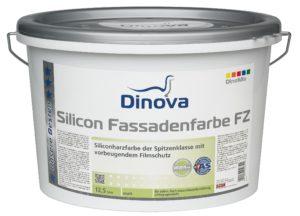 Dinova Silicon Fassadenfarbe matt 12 Liter