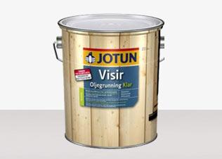 Jotun Visir Oljegrunning Grundierung